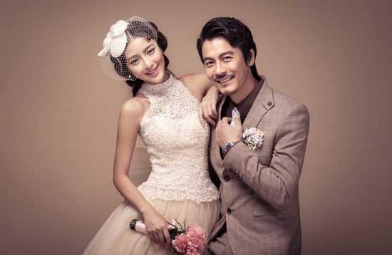 婚纱照片素材