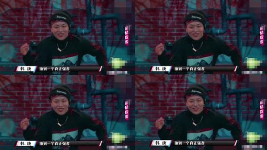 杨文昊尬舞