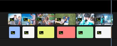 复制照片和色块