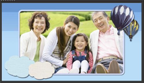 记录家庭温馨时刻