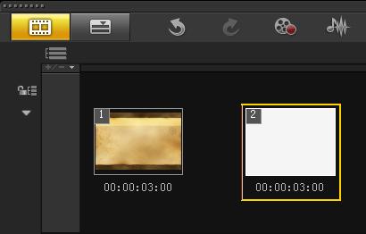 如何制作视频单向转动转场3