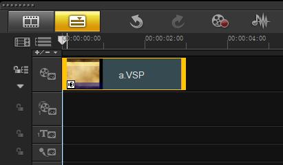 如何制作视频单向转动转场9