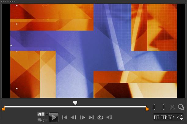 如何制作视频扭曲转场5