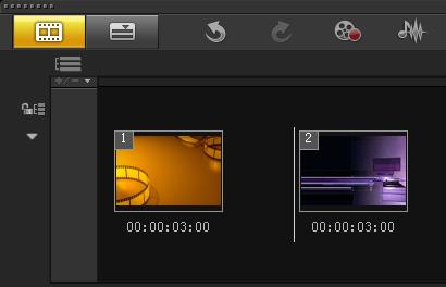 如何制作视频折叠盒转场1