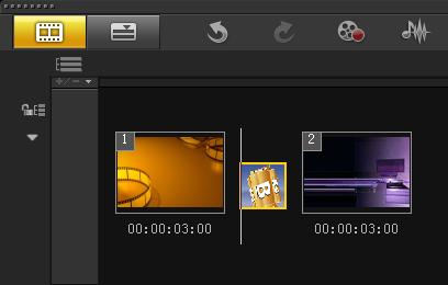 如何制作视频折叠盒转场4