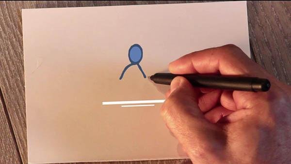 创意卡通生日祝福片头模板
