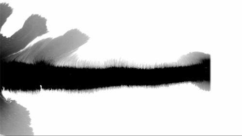 延展型水墨视频遮罩素材