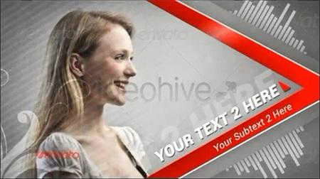 商务背景视频素材分享