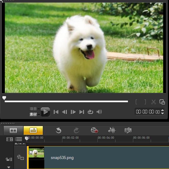 替换视频图片素材