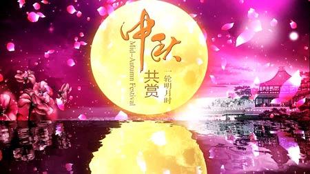 中秋节视频素材