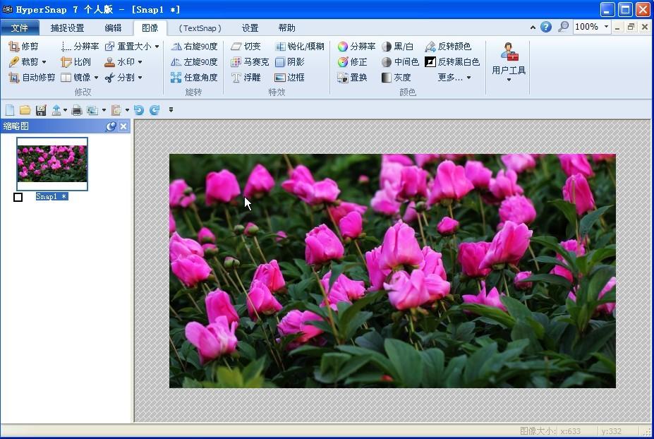 截图软件HyperSnap