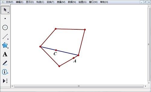 构造线段和线段上的点