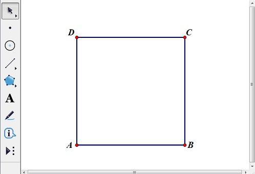 构造正方形ABCD