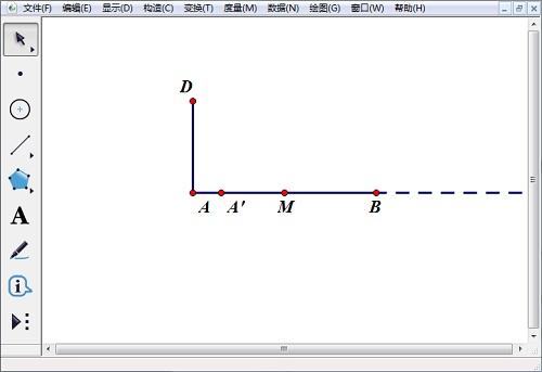 構造矩形的頂點和寬