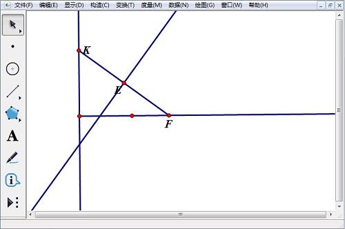 構造線段的中垂線