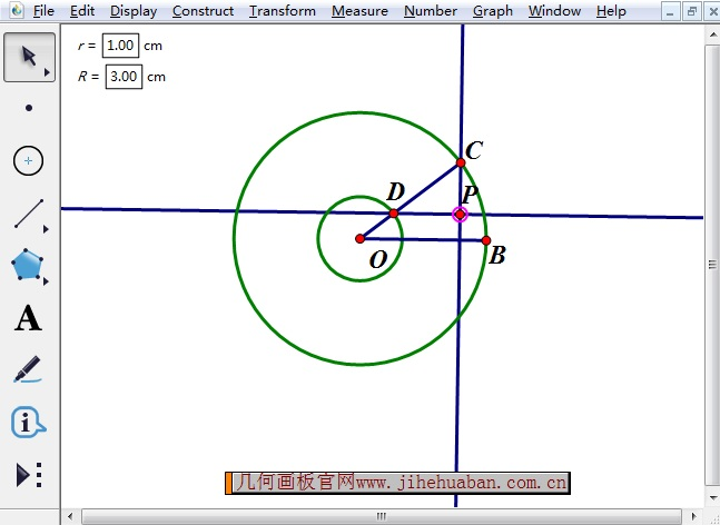 构造垂线和平行线