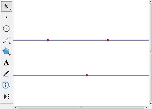 构造平行直线