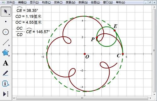 構造點P的軌跡