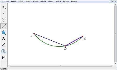 構造圓弧上的圓周角