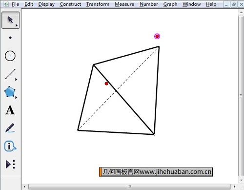 调整正四面体