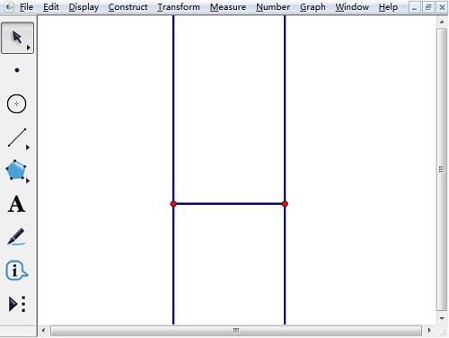 构造线段的垂线