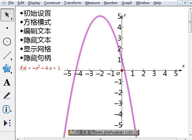 繪制函數圖像