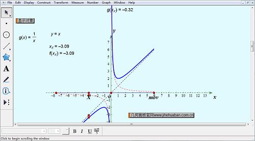 幾何畫板函數合成