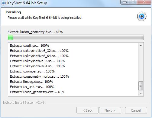 KeyShot 6界面