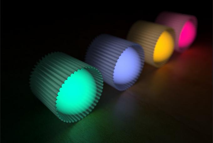 KeyShot渲染光纤