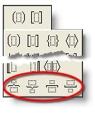 MathType括号模板