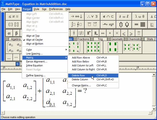 最新版MathType 7特色介绍下