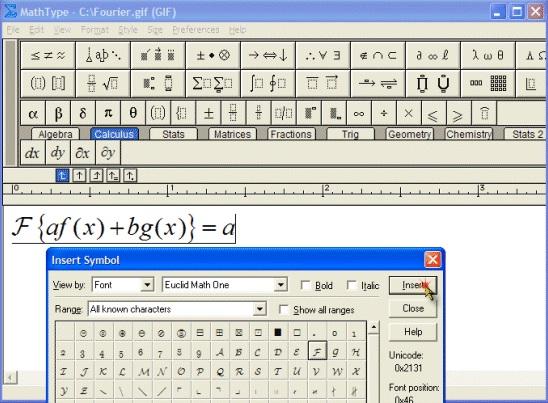 最新版MathType 7特色介绍上