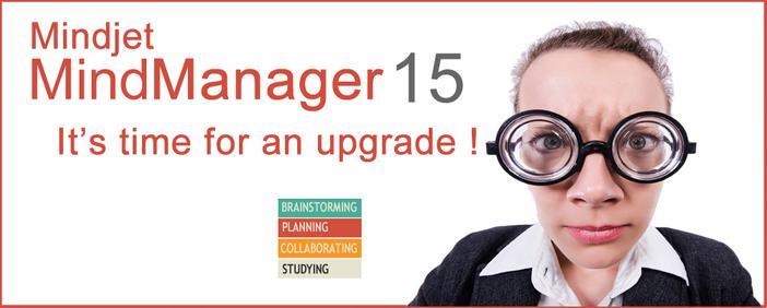 Windows更新版本MindManager 15发布