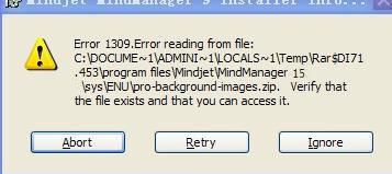 error1309