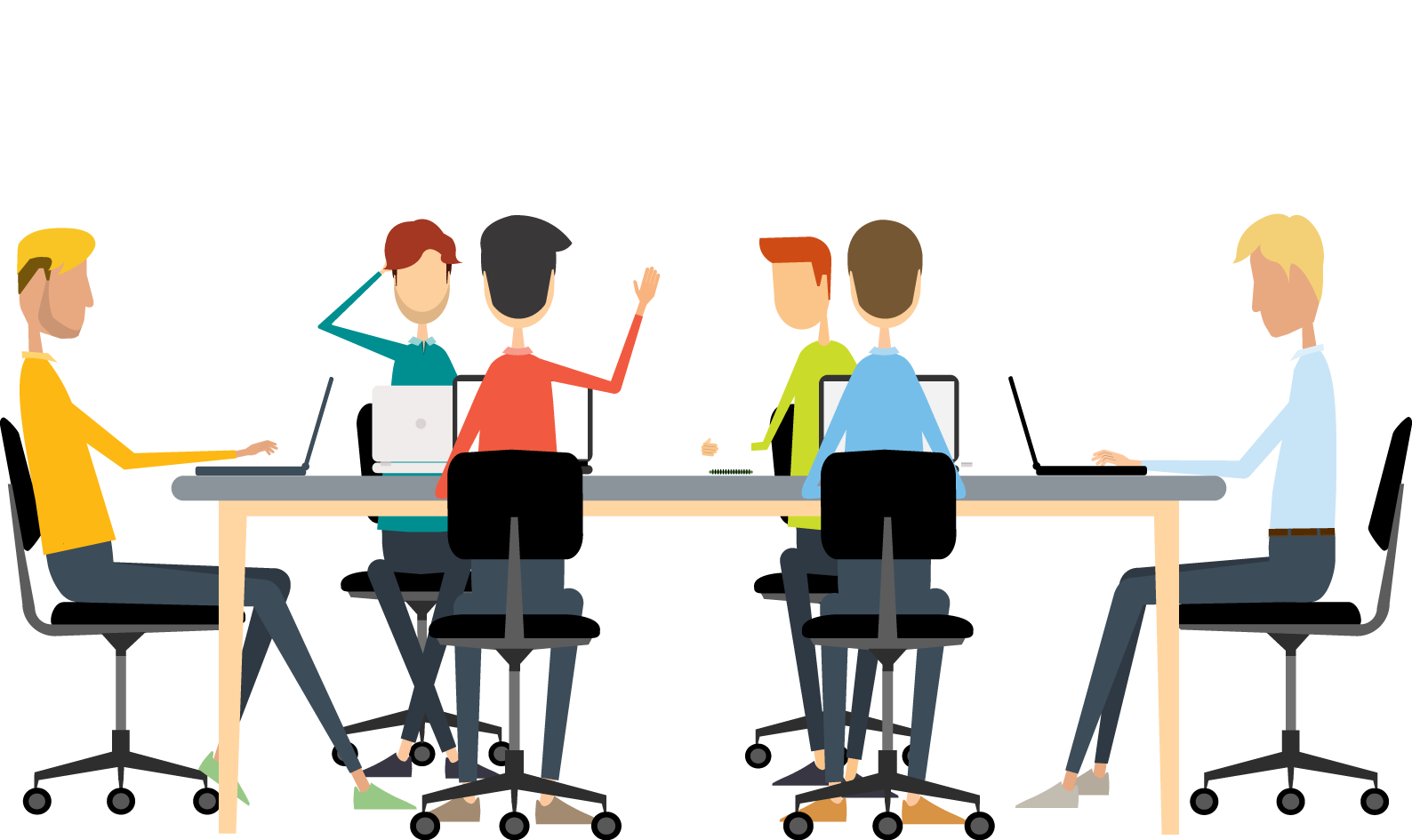 如何进行高效的工作会议?