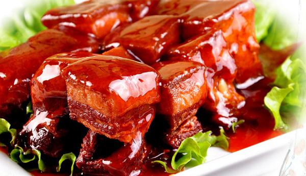 中国的饮食文化——中华美食