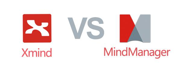 MindManager VS XMind
