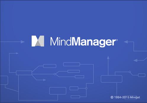 MindManager2016思維導圖