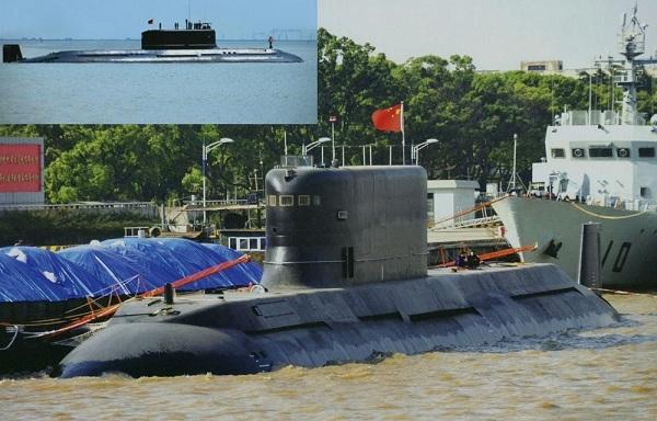 MM解读我国潜艇部队