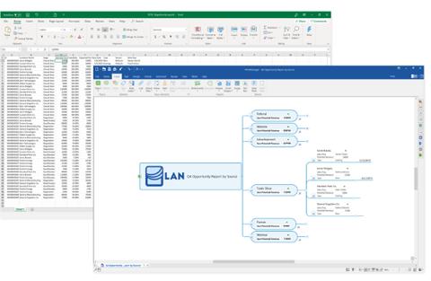 全新 Excel Data Mapper
