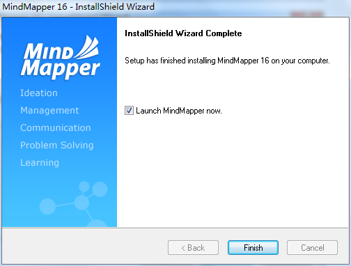 安装MindMapper