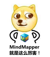 MindMapper思维导图