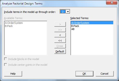 图九:Selected Terms框