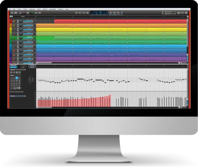 MIDI效果制作器
