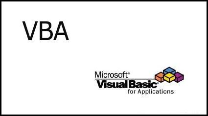 VBA编程语言