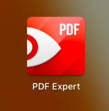 PDF Expert for Mac软件图标