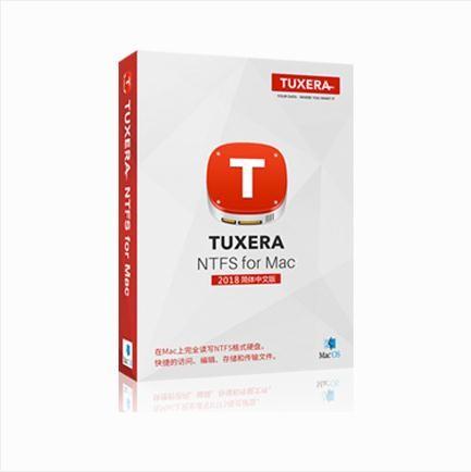 Tuxera NTFS for Mac产品图