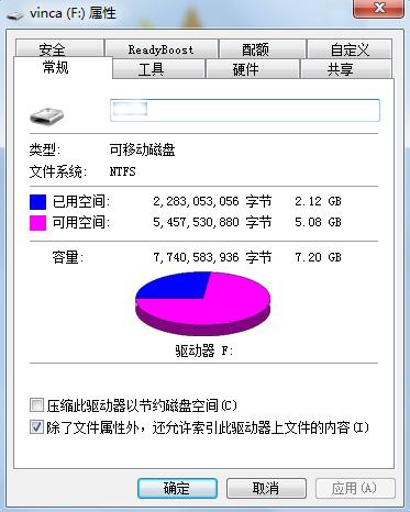 NTFS格式文件