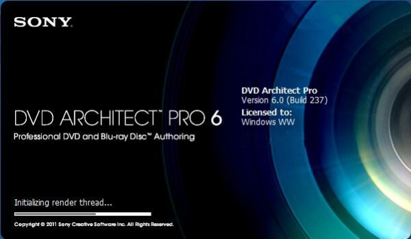 DVD啟動界面