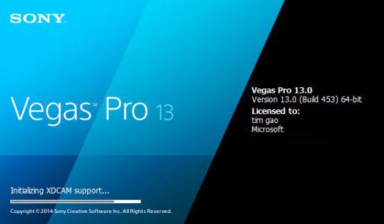 vegas pro 13,更多音頻創新